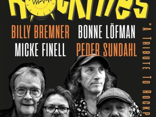 BILLY BREMNERS ROCKFILES - A TRIBUTE TO ROCKPILE